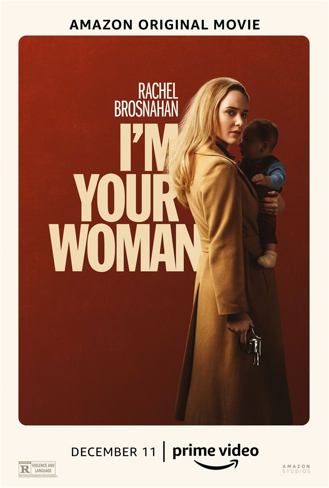 I'm Your Woman (Amazon Prime Video) Large Poster