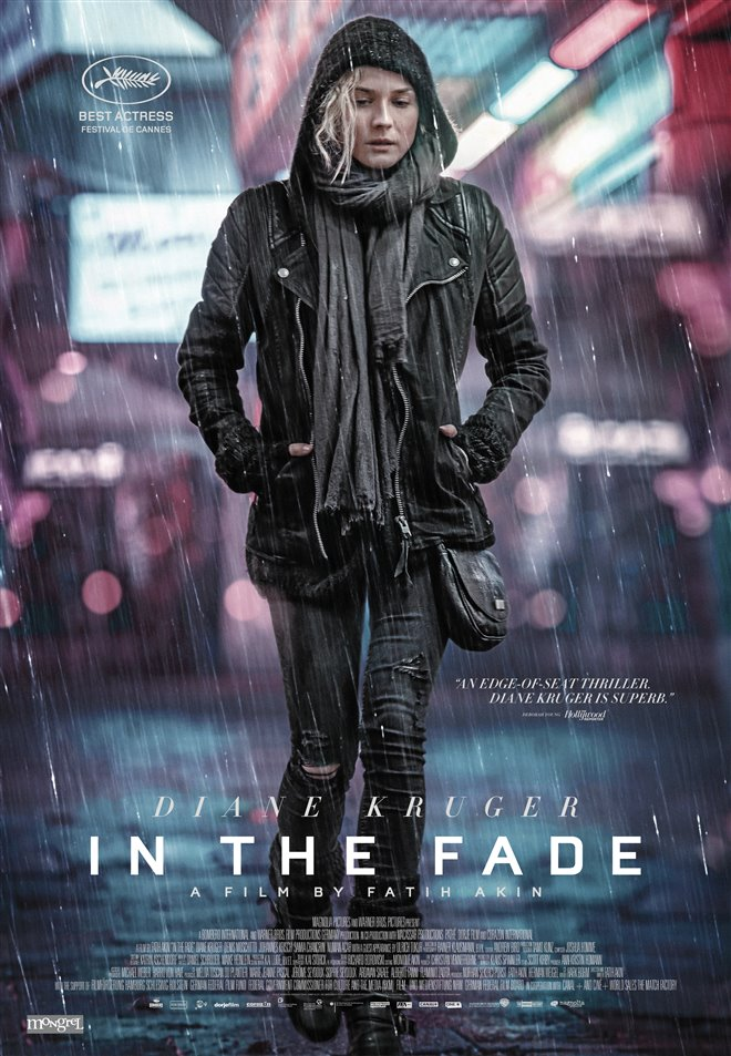 In the Fade Large Poster