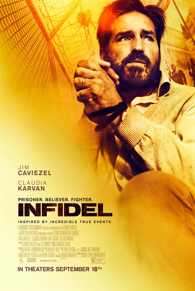 Infidel Large Poster