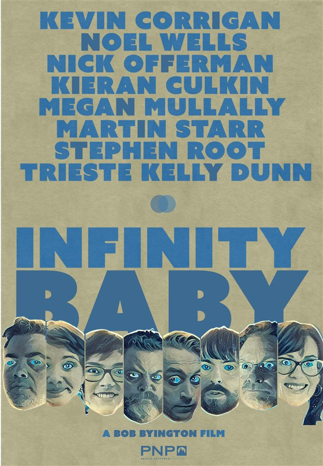 Infinity Baby Large Poster