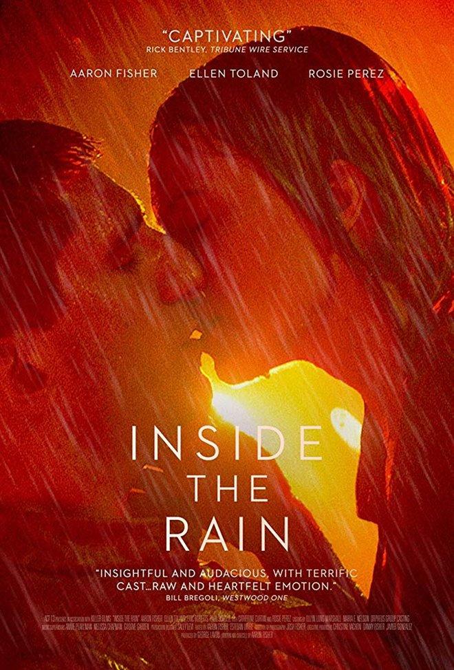 Inside the Rain Large Poster