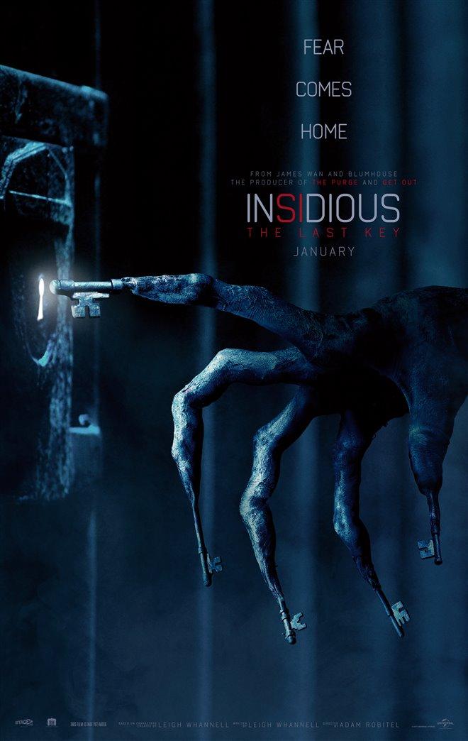 Insidious: The Last Key Large Poster
