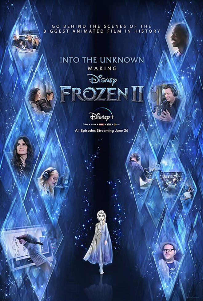 Into the Unknown: Making Frozen 2 (Disney+) Large Poster