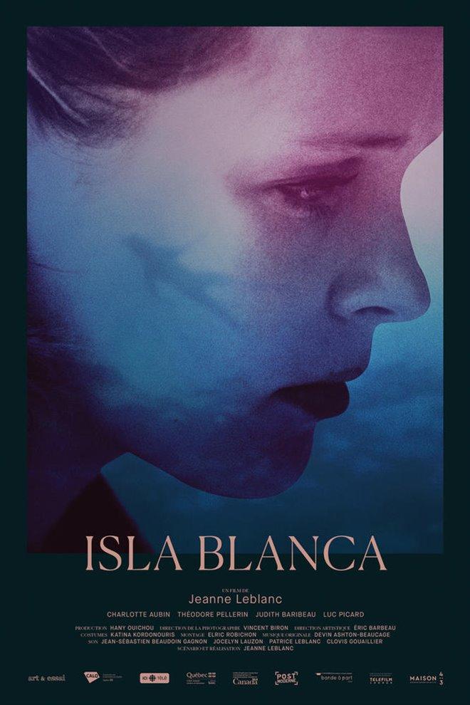 Isla Blanca (v.o.f.) Large Poster