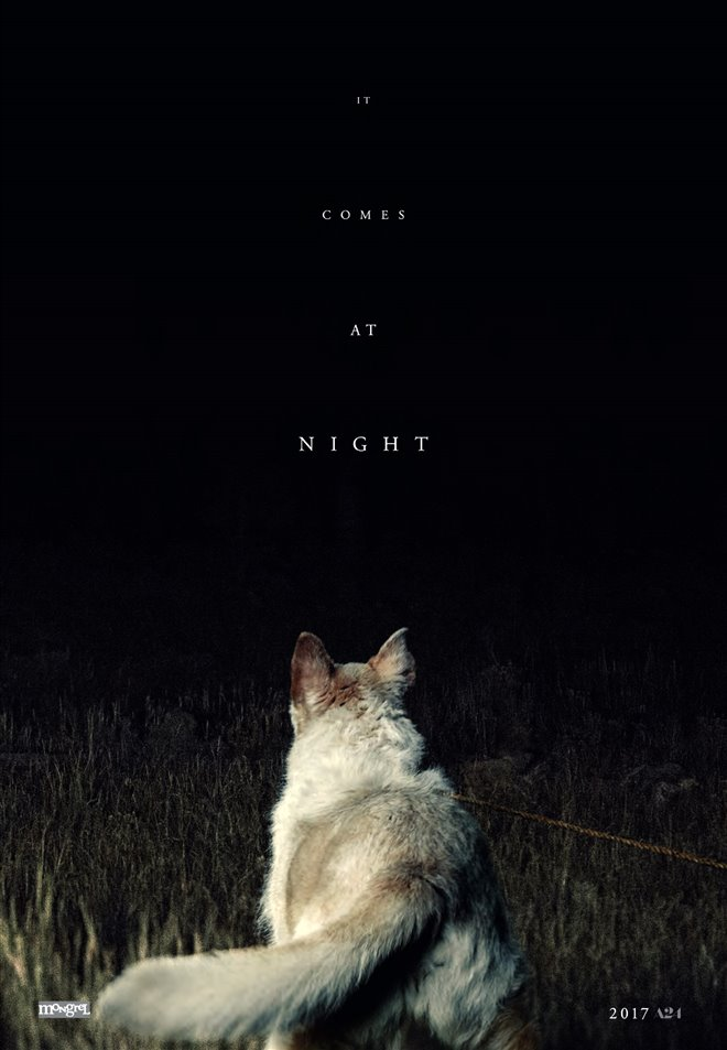 It Comes at Night Large Poster