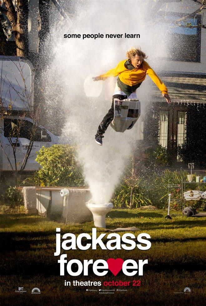 jackass forever Large Poster