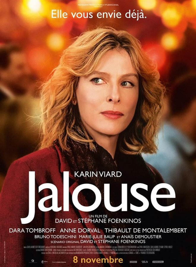 Jalouse Large Poster