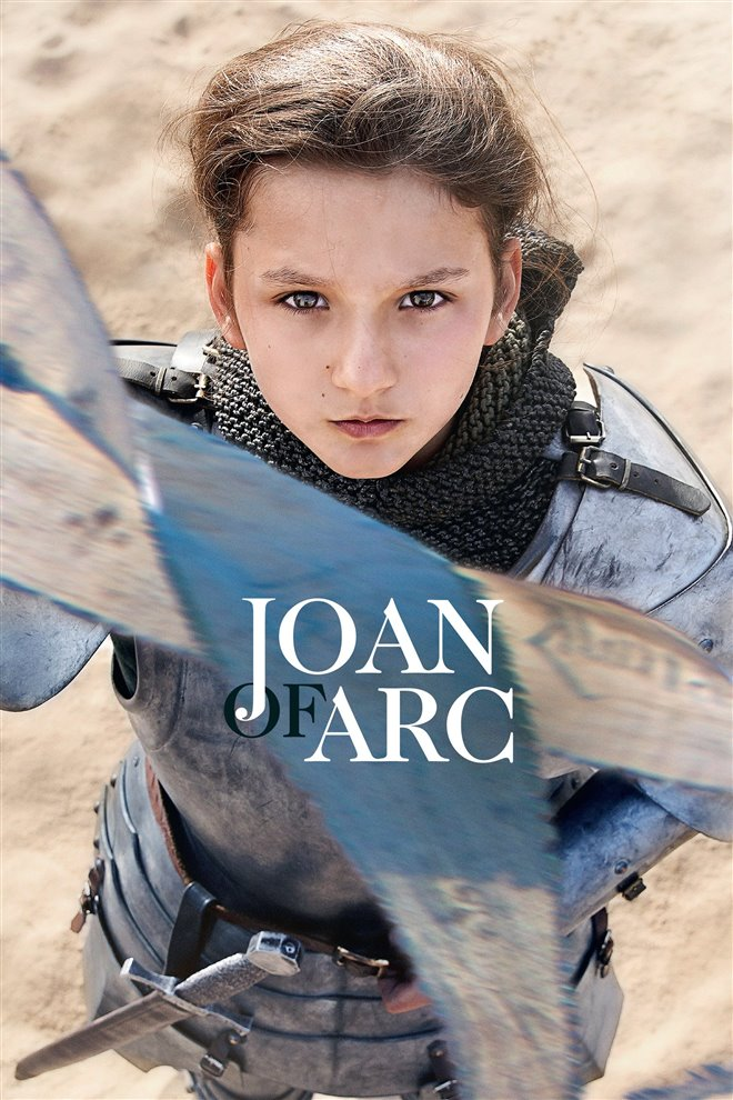Joan of Arc Large Poster