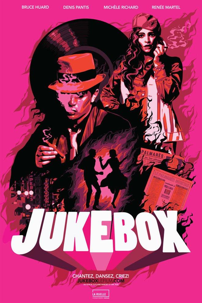 Jukebox (v.o.f.) Large Poster