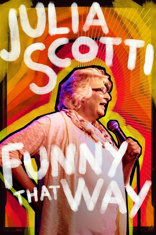 Julia Scotti: Funny That Way Large Poster