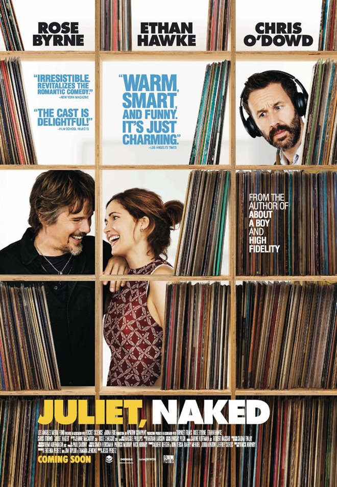Juliet, Naked (v.o.a.) Large Poster
