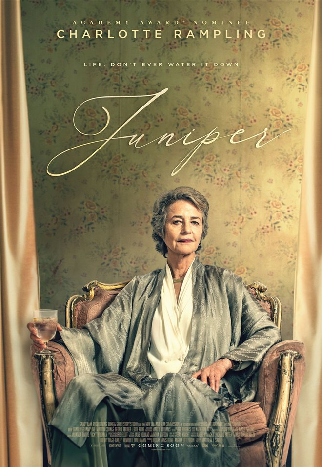 Juniper Large Poster