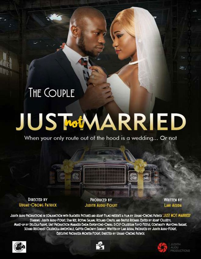 Just Not Married Large Poster