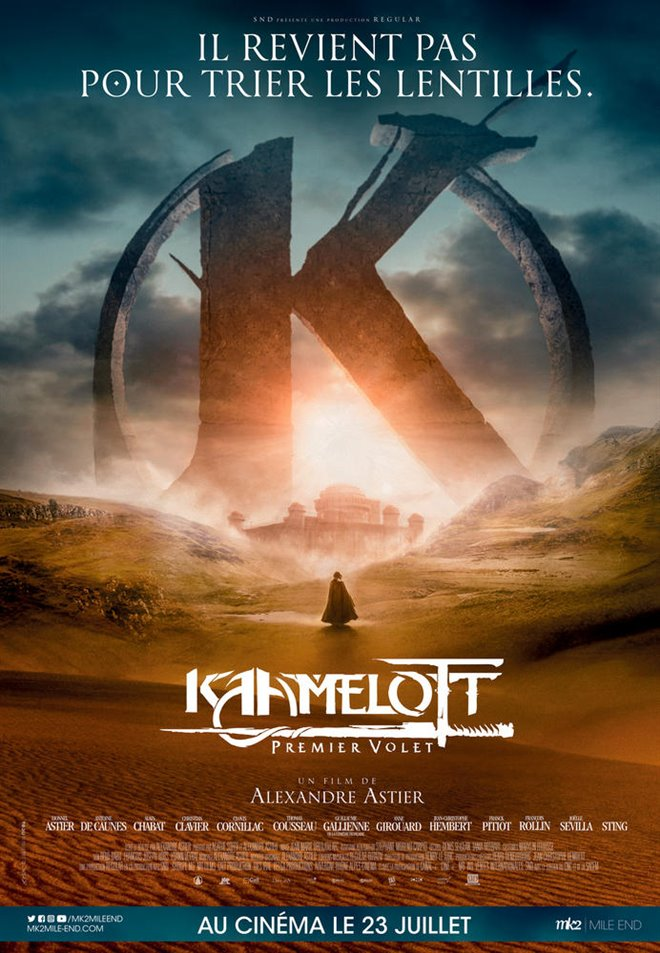Kaamelott - Premier volet Large Poster