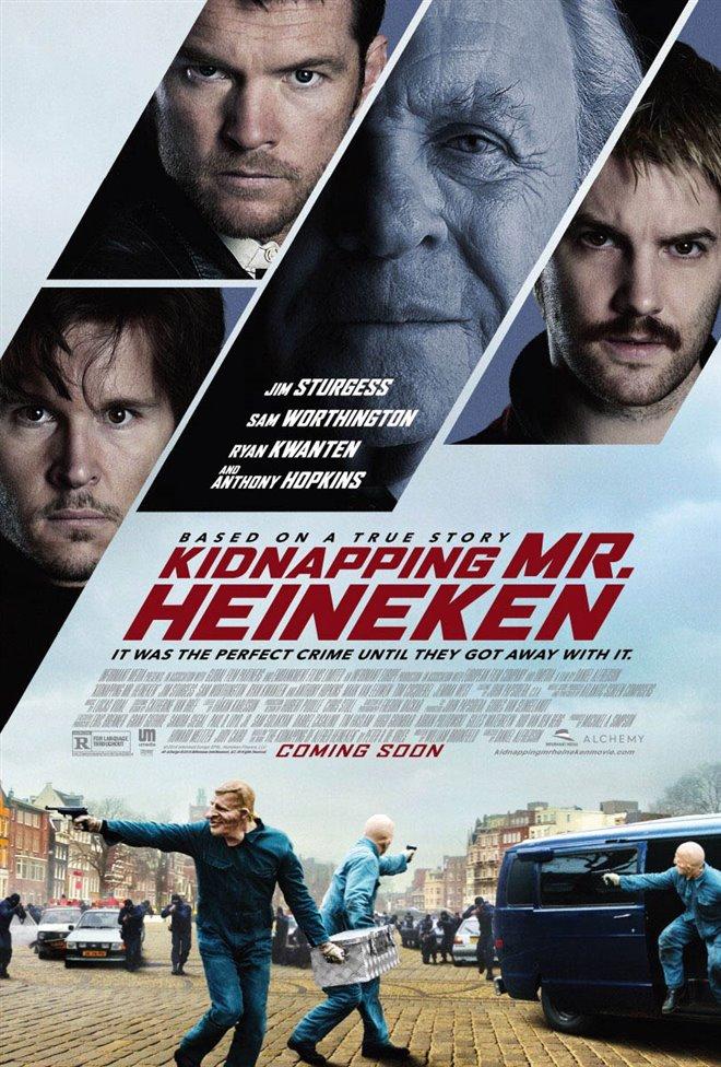 Kidnapping Mr. Heineken Large Poster