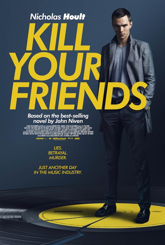 Kill Your Friends Large Poster