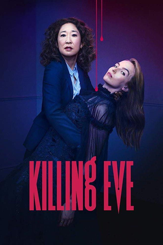 Killing Eve Large Poster