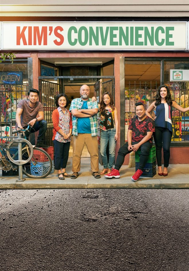 Kim's Convenience Large Poster