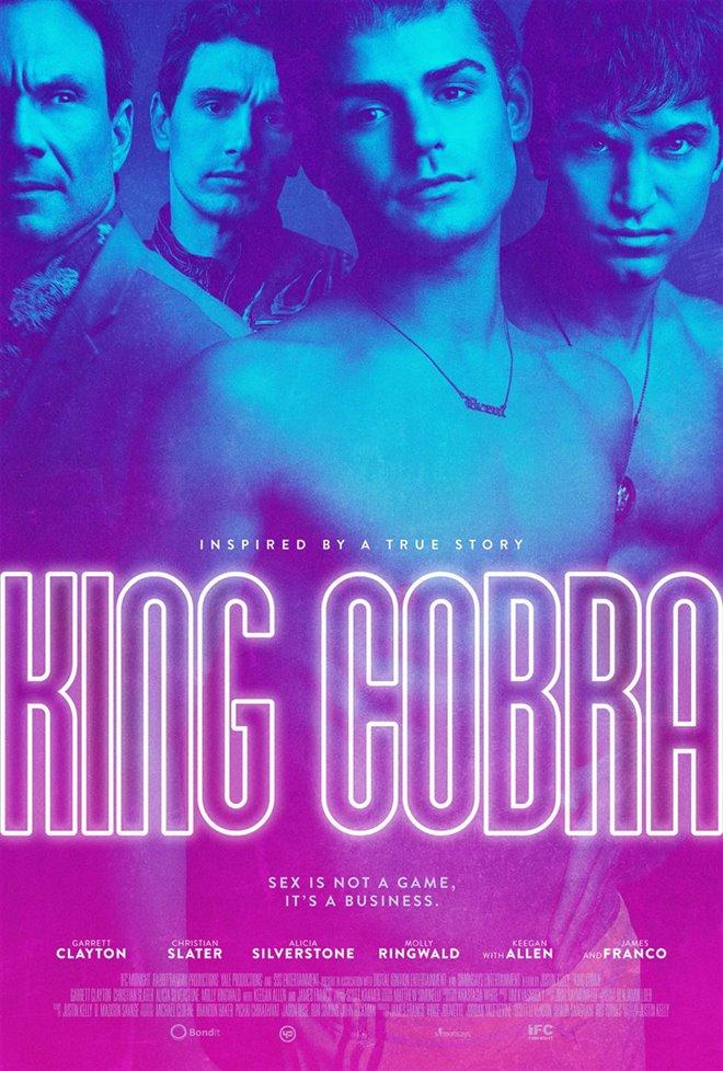 King Cobra Large Poster