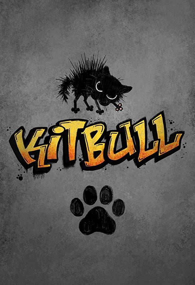 Kitbull Large Poster