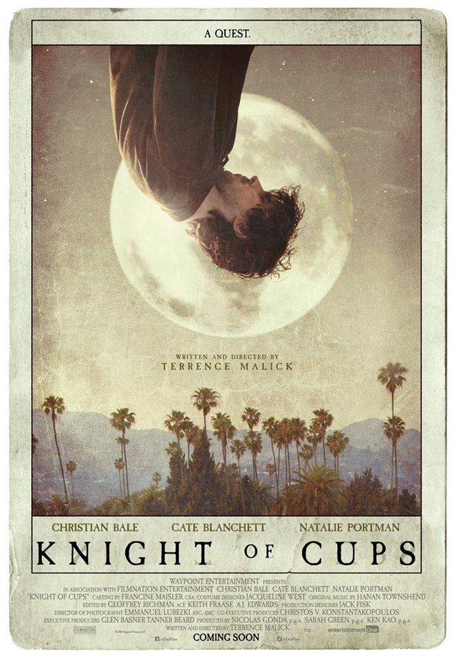 Knight of Cups Large Poster