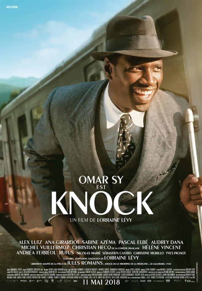 Knock (v.o.f.) Large Poster