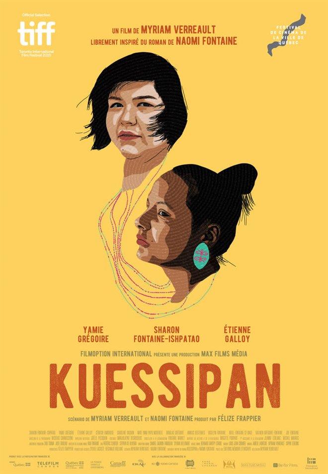 Kuessipan (v.o.f.) Large Poster