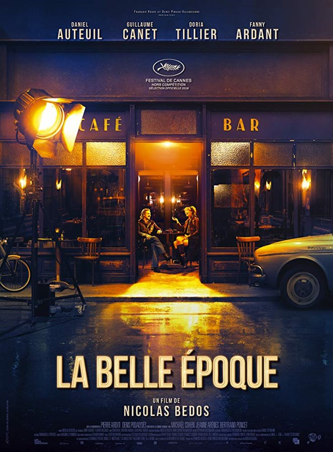 La belle époque Large Poster