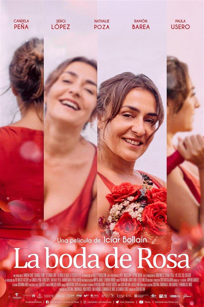 La boda de Rosa Large Poster