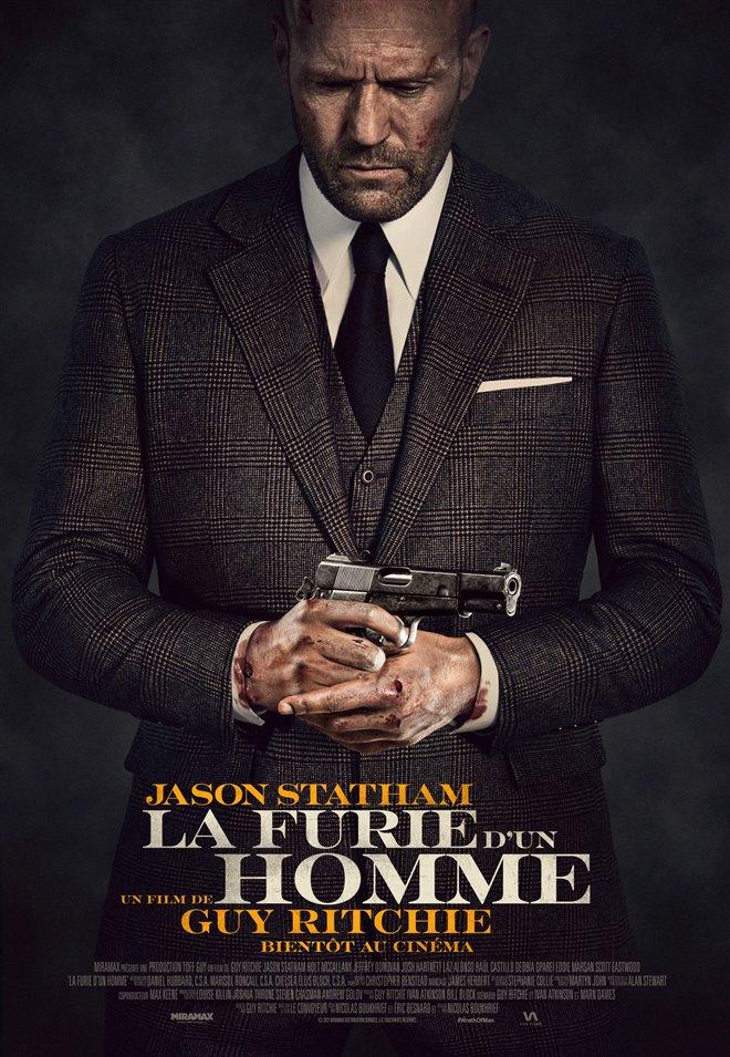 La furie d'un homme Large Poster