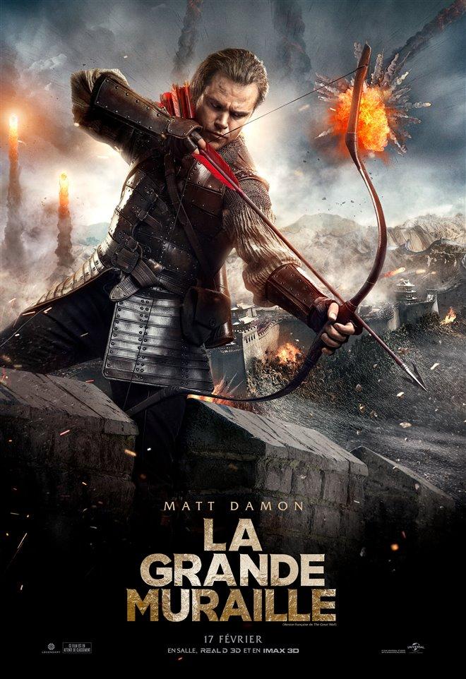 La grande muraille Large Poster