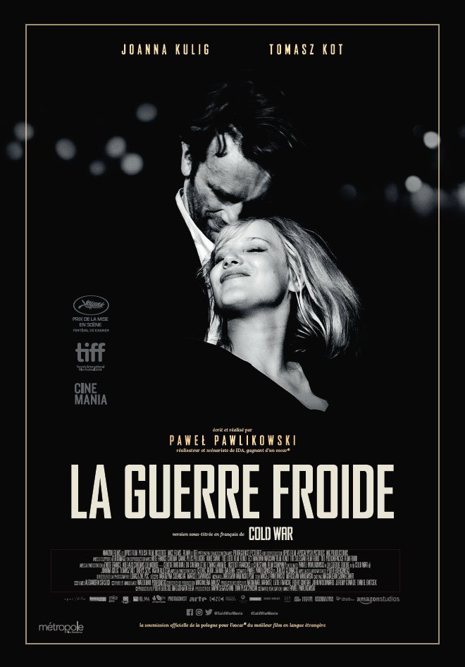 La guerre froide (v.o.s.-t.f.) Large Poster