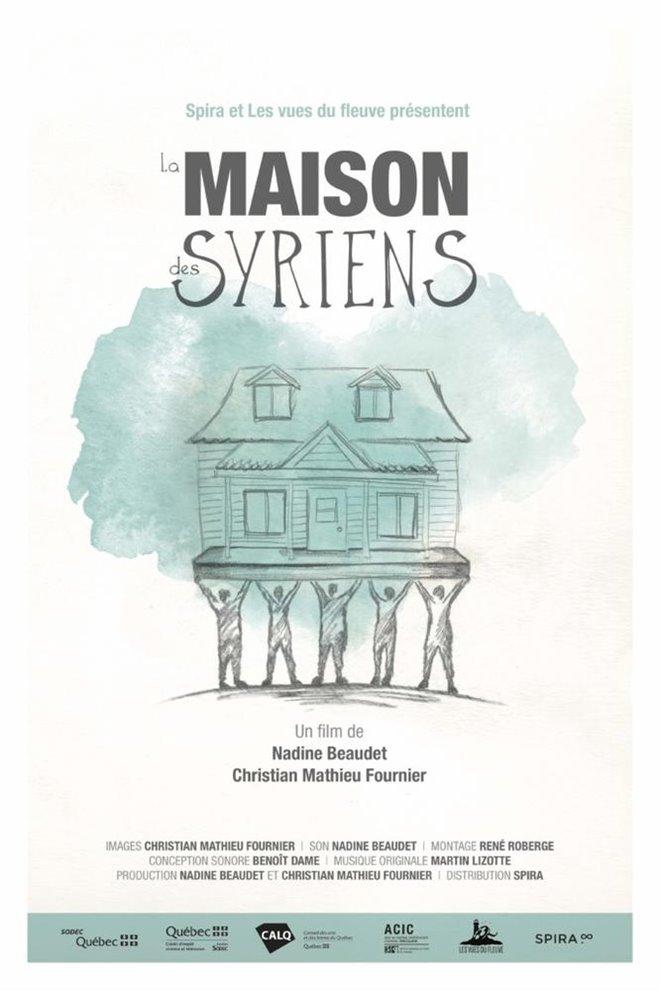La maison des Syriens (v.o.f.) Large Poster