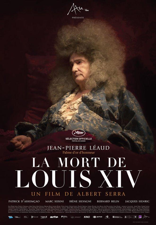 La mort de Louis XIV Large Poster