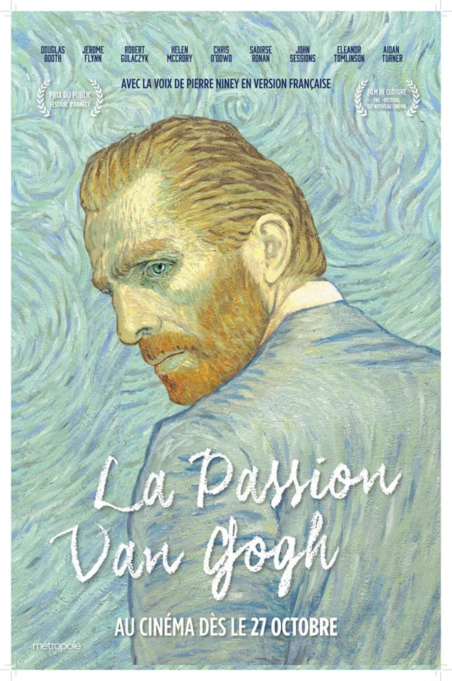 La passion Van Gogh Large Poster