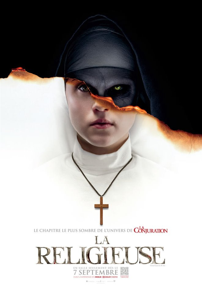 La religieuse : L'expérience IMAX Large Poster