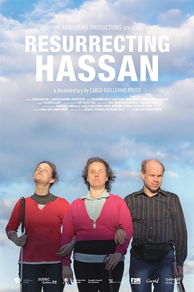 La résurrection d'Hassan (v.o.s.-t.f.) Large Poster