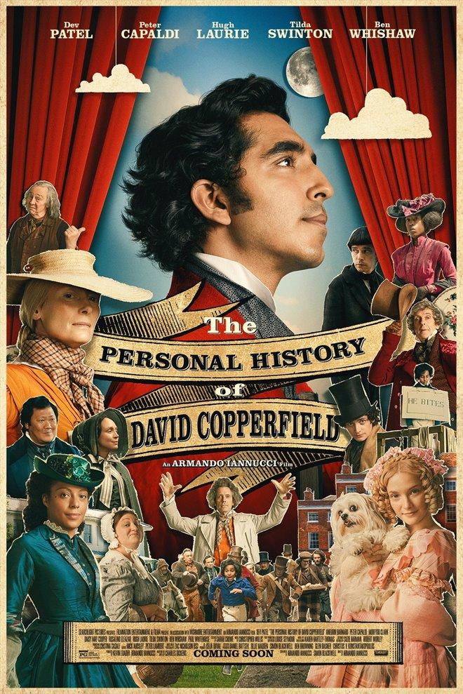 La vie de David Copperfield (v.o.a.s-t.f.) Large Poster