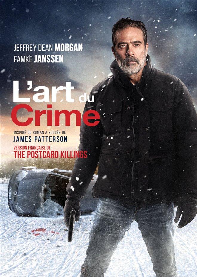 L'art du crime Large Poster