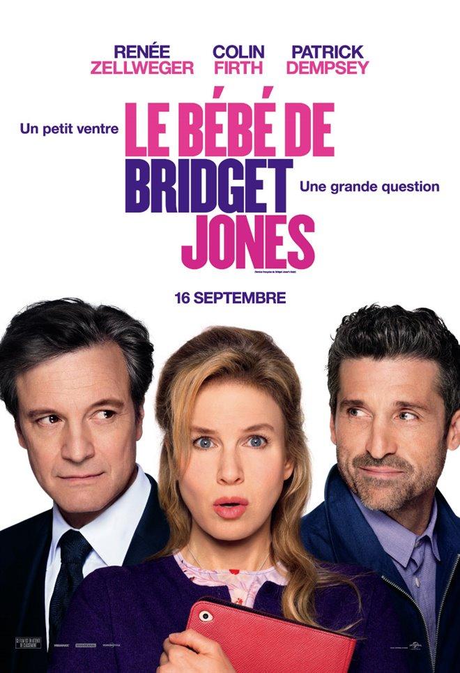 Le bébé de Bridget Jones Large Poster