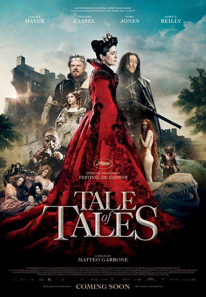 Le conte des contes (v.o.a.s.-t.f.) Large Poster