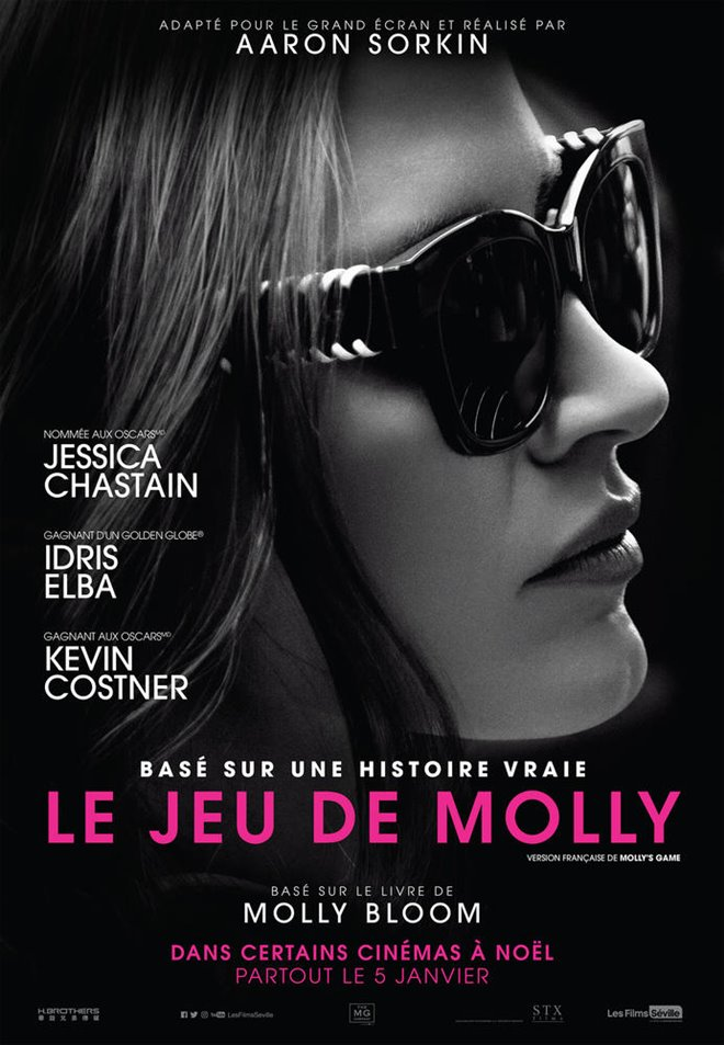 Le jeu de Molly Large Poster