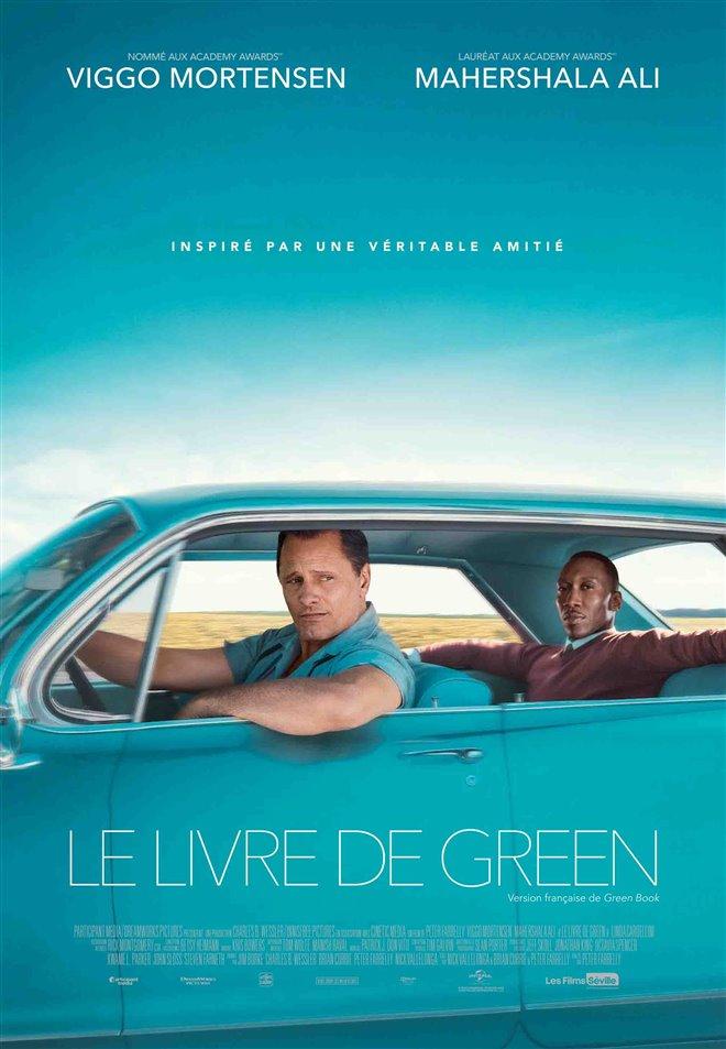 Le livre de green Large Poster