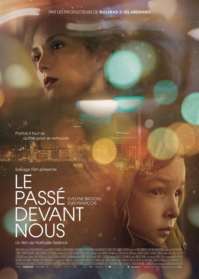 Le passé devant nous (v.o.f.) Large Poster