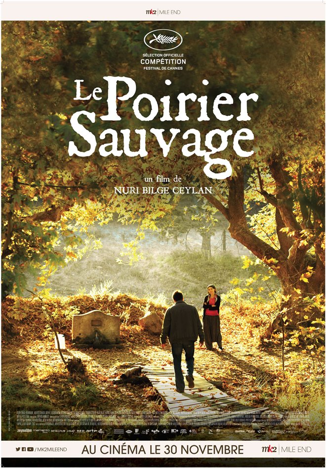 Le poirier sauvage (v.o.s.-t.f.) Large Poster