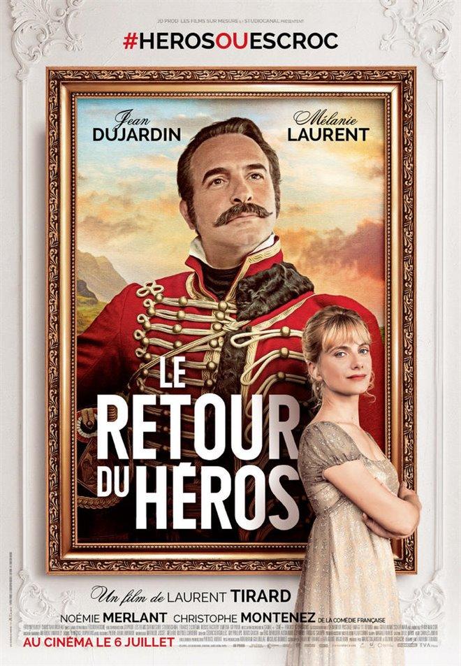Le retour du héros Large Poster