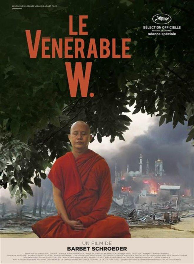 Le Vénérable W. Large Poster