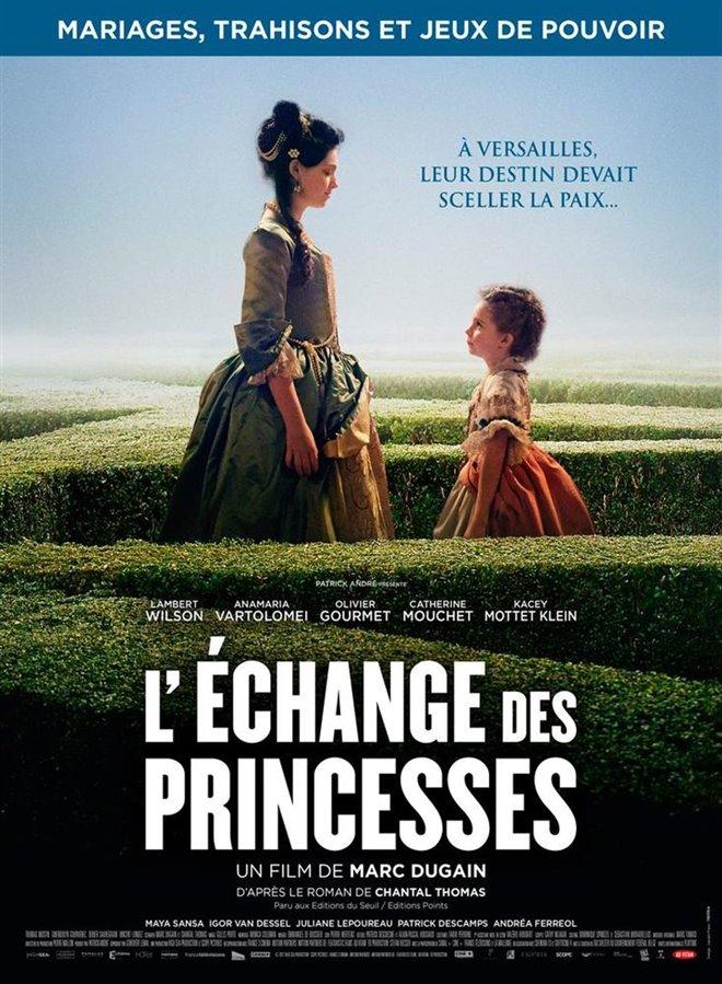 L'échange des princesses Large Poster