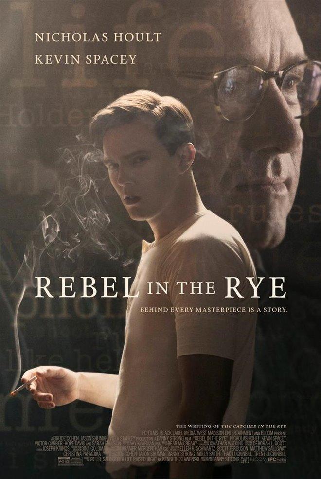 L'écrivain rebelle Large Poster