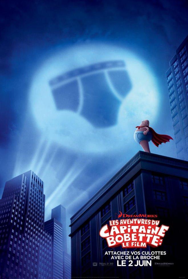 Les aventures du Capitaine Bobette : Le film Large Poster